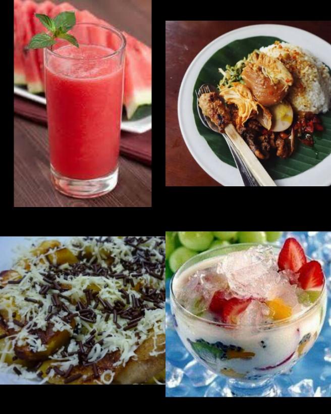 Balinese package 1